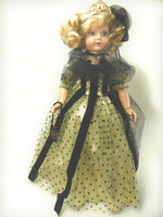 Vintage Effanbee Honey Doll New In Box Wearing Formal Evening Dress - ChaseyBlueVintage