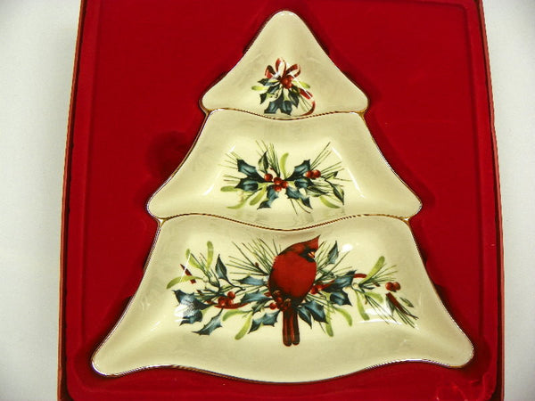 Lenox winter greetings divided holiday serving dish tree lenox winter greetings divided holiday serving dish tree chaseybluevintage m4hsunfo