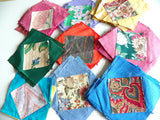 50 Quilt Blocks Quilt Top Sewing DIY Quilting - ChaseyBlueVintage