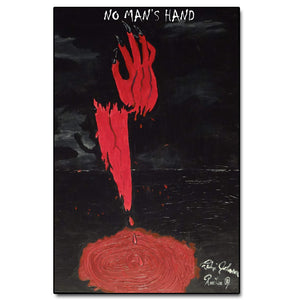 No Man's Hand Poster