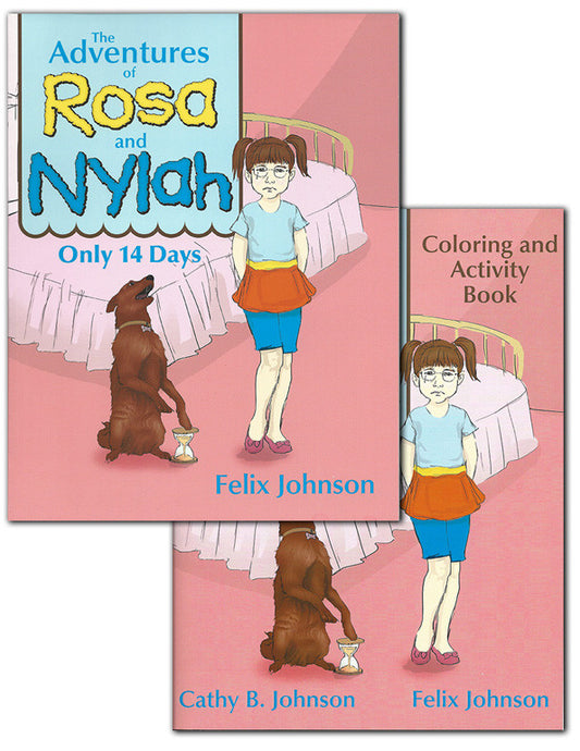 The Adventures of Rosa and Nylah - Complete Set