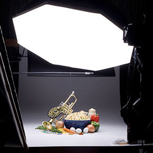 Studio Tabletop Product Photography