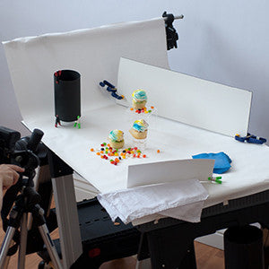 Studio Tabletop Food Photography