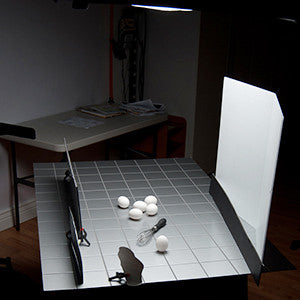 Location Tabletop Product Photography