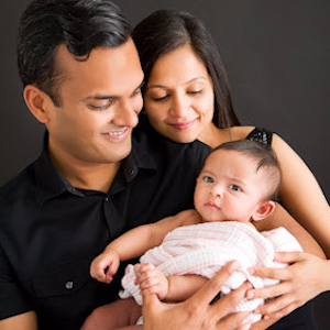 Family Studio Portrait Session