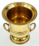 Solid Brass Wine Cooler