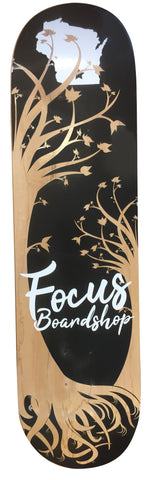 Focus Shop Deck Wisconsin Roots
