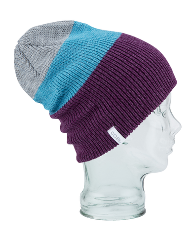 Coal Frena Beanie Purple