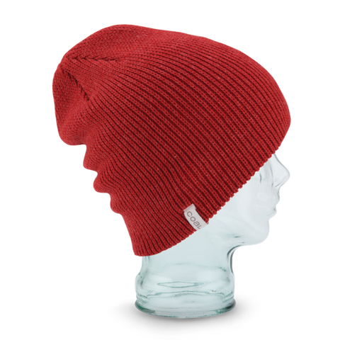 Coal Frena Beanie Heather Red