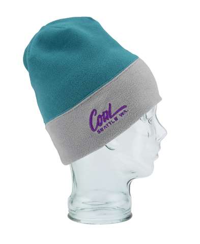 Coal North Beanie Evergreen