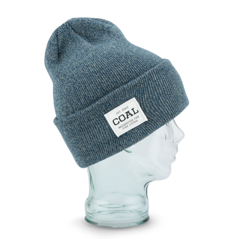 Coal Uniform Beanie Blue Marl