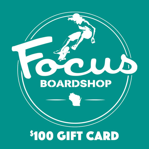 Focus Boardshop $100 Gift Card