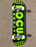 Focus Deluxe Shop Complete Skateboard (Multiple Colors available)