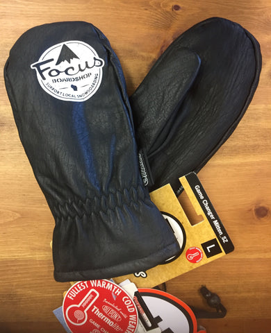 Focus Game Changer Mitten  2019 Black