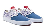 Lakai Oxford White Canvas Print