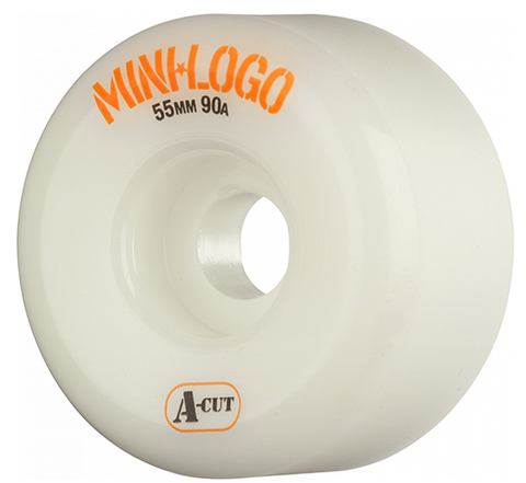 Mini Logo Hybrid Wheels 55mm White