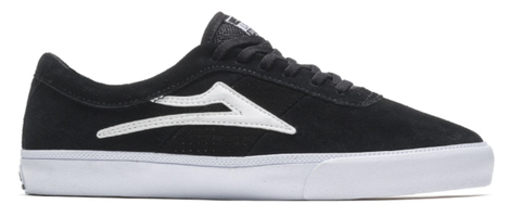 Lakai Sheffield Skate shoes Black Suede