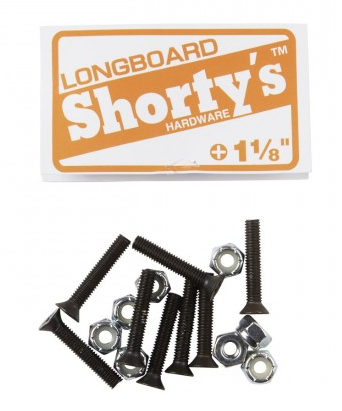Shorty's Longboard Phillips Hardware 1 1/8""