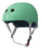 Triple 8 Certified Sweatsaver Helmet Mint Rubber