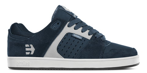 Etnies Rockfield Shoes Navy Grey White