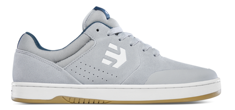 Etnies Marana Shoes Grey White Green
