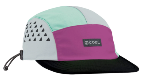 Coal The Provo UPF Tech 5 panel Purple