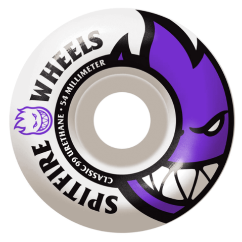 Spitfire Classic Bighead Wheels 54mm Purple
