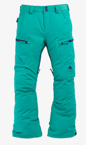Burton Elite Cargo Pant 2021 dynasty green