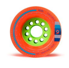 Orangatang Kegel Orange Longboard wheels