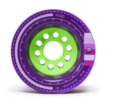 Orangatang Kegel Purple Longboard wheels