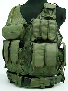 Airsoft Vest Military Grade