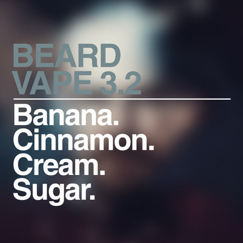 Cloudhouse:Beard Vape No. 3.2.