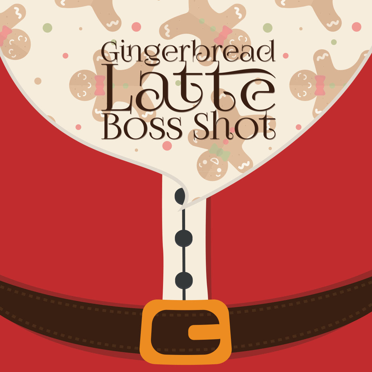 Gingerbread Latte - Flavour Boss
