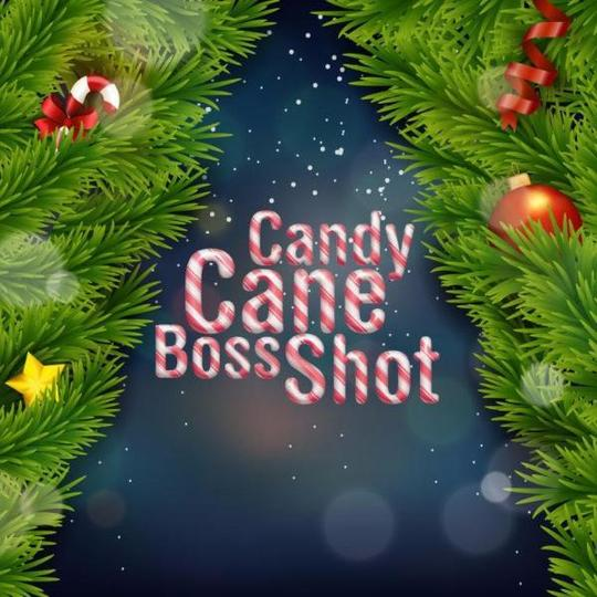 Candy Cane - Flavour Boss