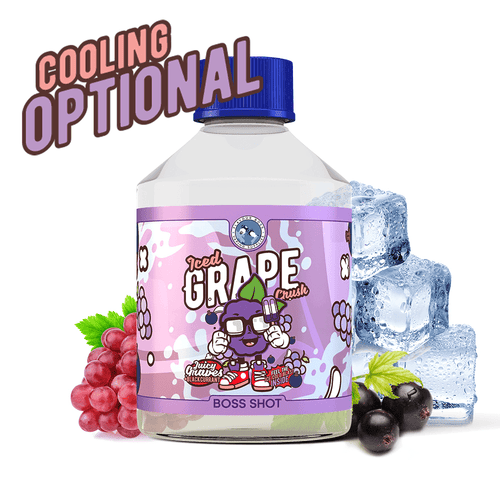 Grape Crush - Boss Shots