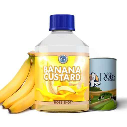 Banana Custard - Boss Shots