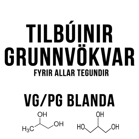 Vegetable Glycerin (VG)