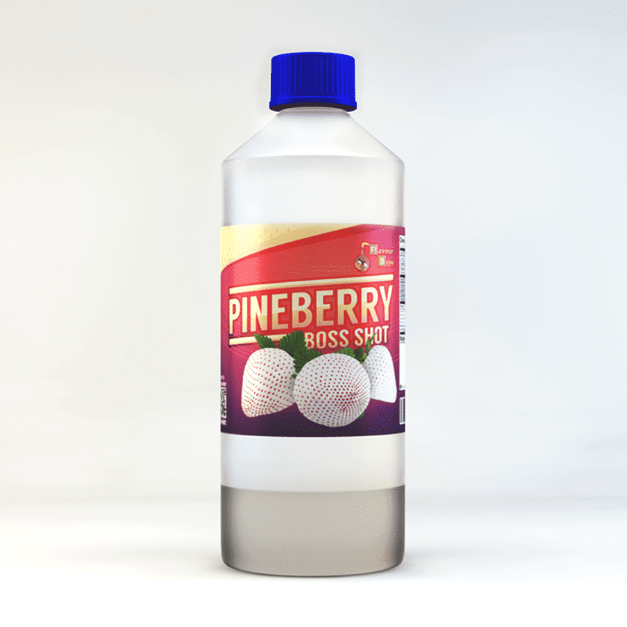Pineberry - Flavour Boss