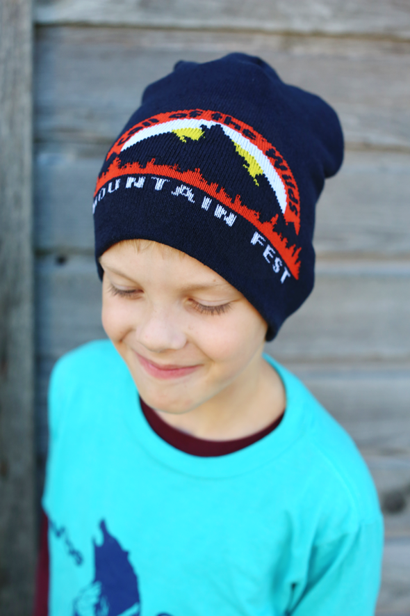 Wilds Mountain Fest beanie - unisex
