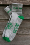 *Hyner Challenge 25k Trail Socks - green