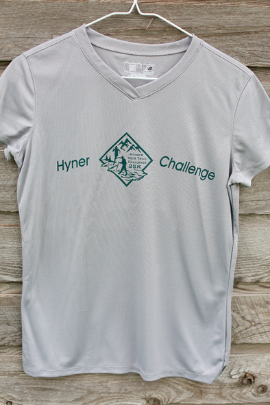 *Hyner 25k Women's shirt - gray