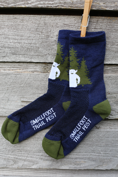 Smallfoot Trail Fest Socks
