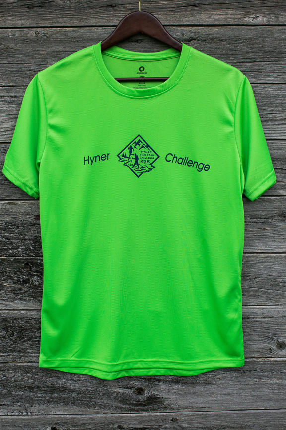 Hyner 25k Men's shirt - lime