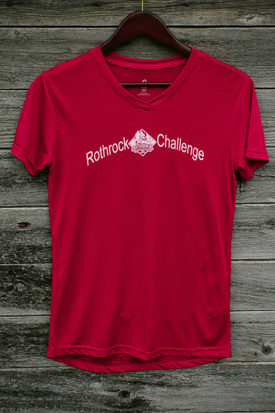Rothrock Trail Challenge Women's shirt