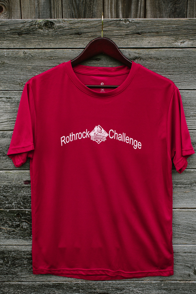 Rothrock Trail Challenge Men's shirt