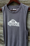 2018 Sproul 10k Men's Tank - grey
