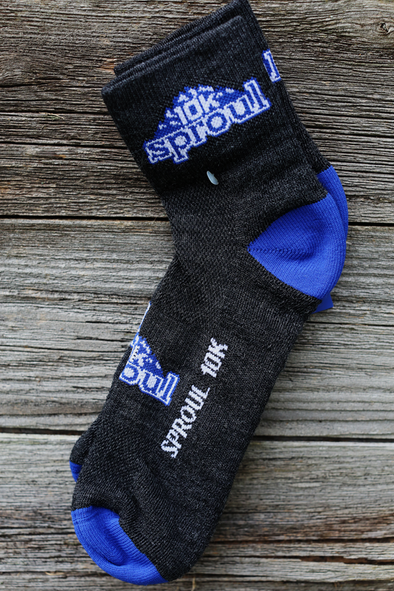 2018 Sproul 10k Socks
