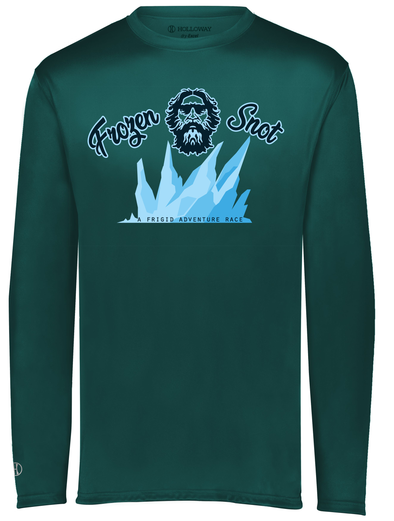 Frozen Snot L/S tech shirt - limited quantity