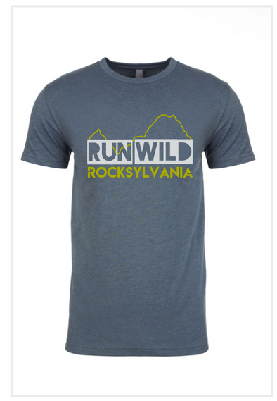 Run Wild Rocksylvania shirt - men's