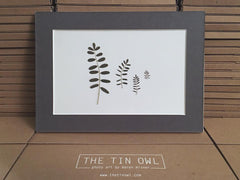 The Tin Owl Botanical Print for GBK Gift Lounge